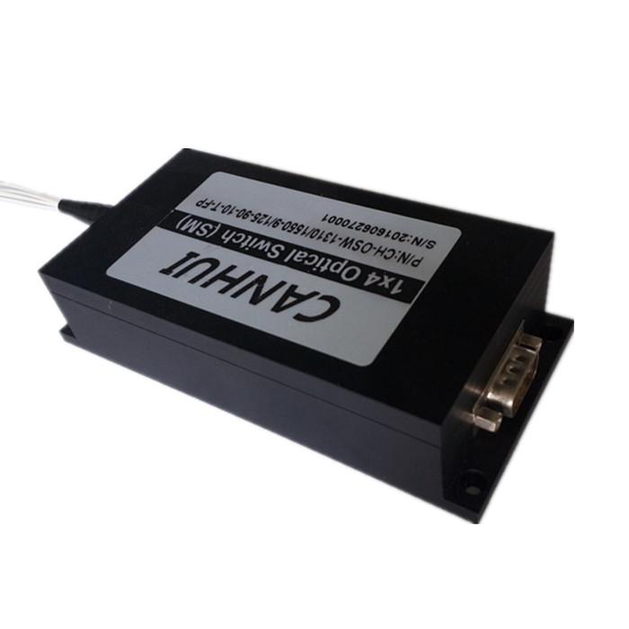 光路切换器灿辉通信1XN机械式光开关厂家供应