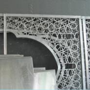 广东雕花铝单板厂图片