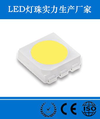 深圳5050白光灯珠 5050灯珠 硬灯条灯珠 珠宝照明灯珠