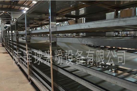 陈辉球米线生产设备20年技术保证