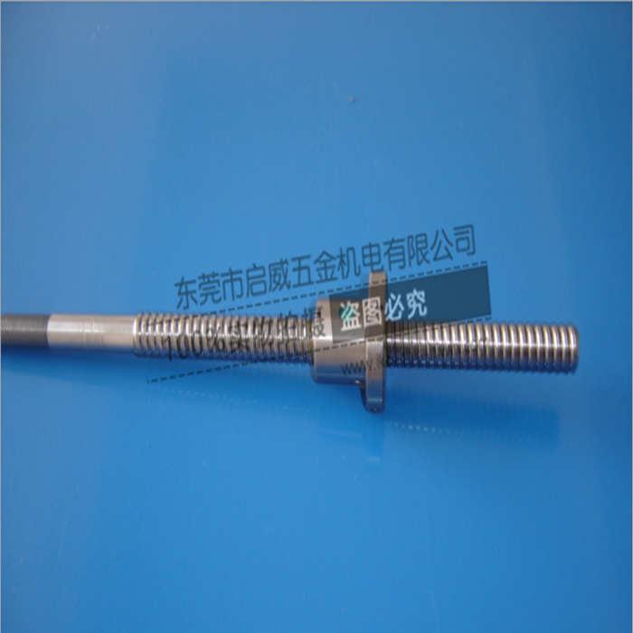 台湾TBI正品滚珠丝杆SFU25 台湾TBI滚珠丝杆SFU2505正品销售