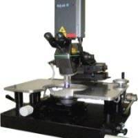 四寸探针台简易探针电性测试probe失效分析