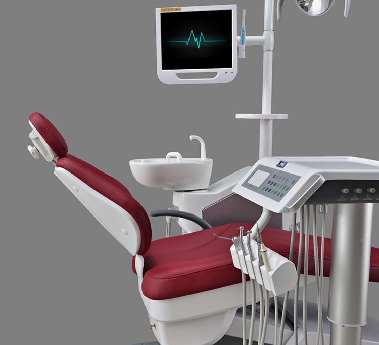 牙椅水路气路电路图