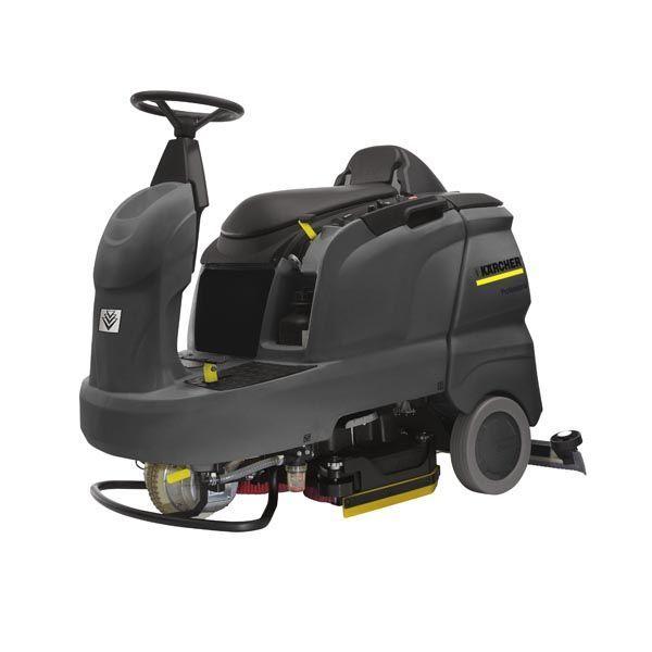 中山厂家直销买一送一的德国凯驰座驾式刷地机吸干机