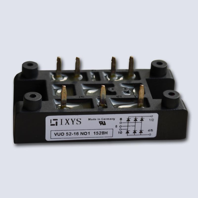VUO110-16NO7 VUO110-16NO7整流桥,供应全新IXYS三相整流桥模块,价格优惠,量多从优,欢迎选购
