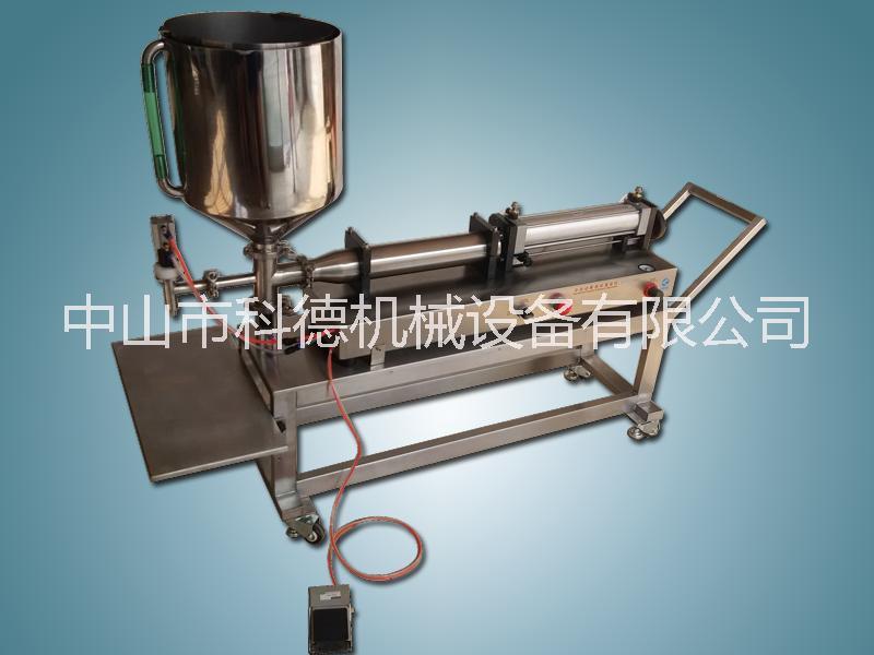 自动化妆品灌装机  膏体灌装机 凝胶灌装机 乳霜灌装机 洗面奶灌装机