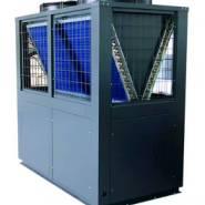 水疗会所泳池空气能热泵热水器供应图片