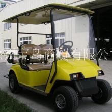厂家直供电动4轮2+2 座高尔夫图片
