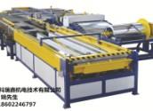 贵州风管生产6线 全自动风管超级生产6线厂家 风管生产线哪家最专业