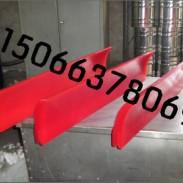 浇注型聚氨酯PU空段刮板图片