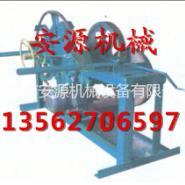 全自动钢砂机双盘6刀调速钢砂机图片