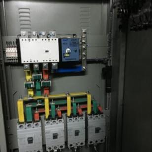 双电源配电柜图片
