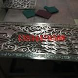 厦门市供应欧式仿古铝板雕花屏风电镀古铜做旧厂家