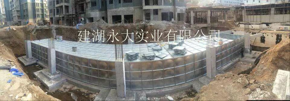 江西太原地埋式消防箱泵一体化设备