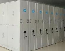 大型企业或单位专业档案室设备密集架 西安密集架供应批发