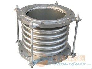 苏州班尼戈高压补偿器 法兰 金属软管 银色 高压补偿器
