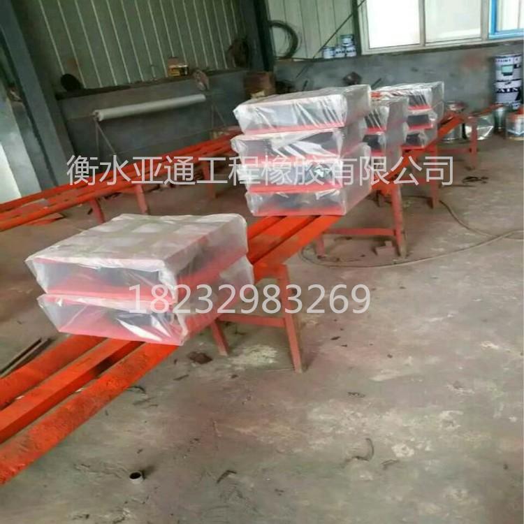 HDR LNR水平分散型铅芯橡胶产自河北衡水亚通厂家