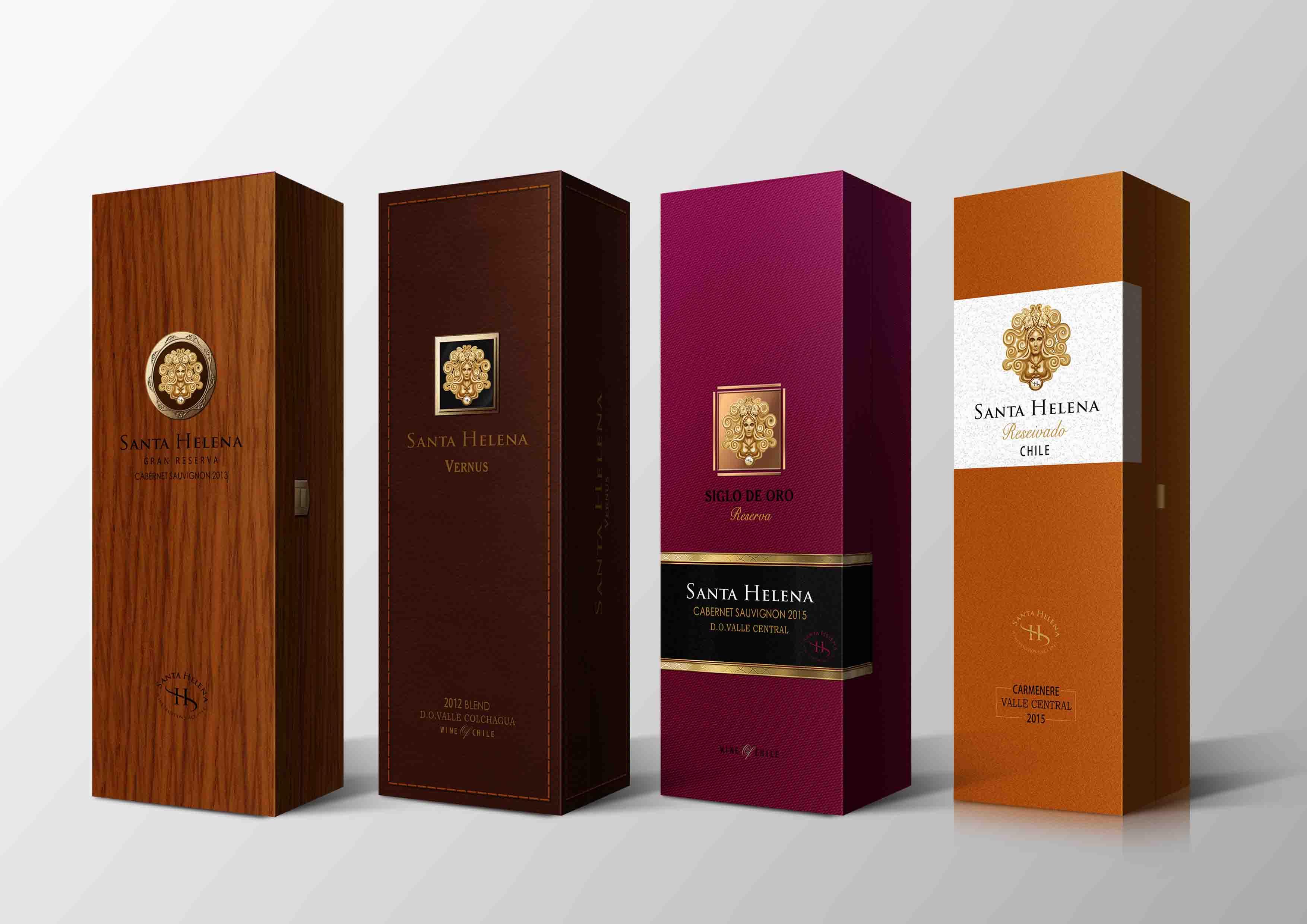 商铺首页 产品展示 > 深圳市山西红酒包装设计礼盒启智设计定制 山西图片