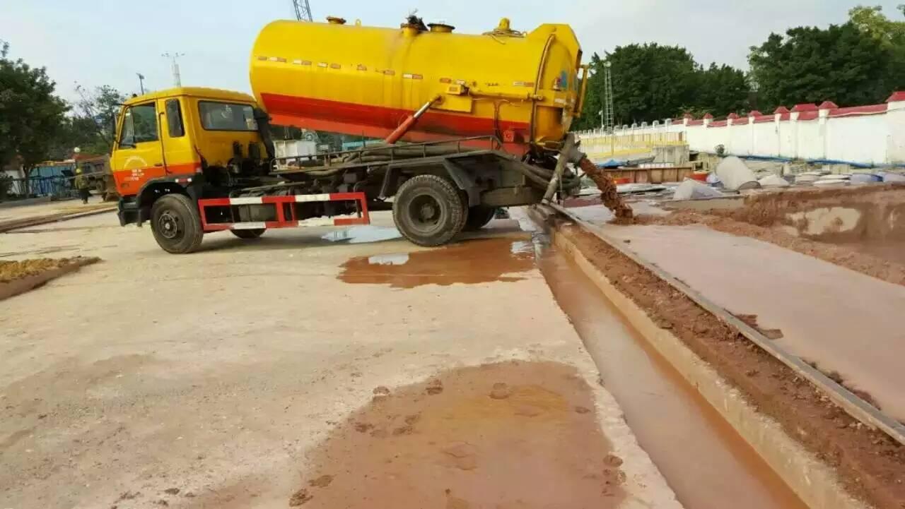 百凯清洁长期承接下水道疏通