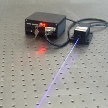 厂家供应波段405.455nm紫色点状系列半导体激光器 供应波段405nm半导体激光器