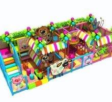 焦作游乐场园淘气堡上门设计安装大型儿童游乐园图片