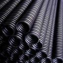 庆云钢带增强聚乙烯螺旋波纹管现货图片