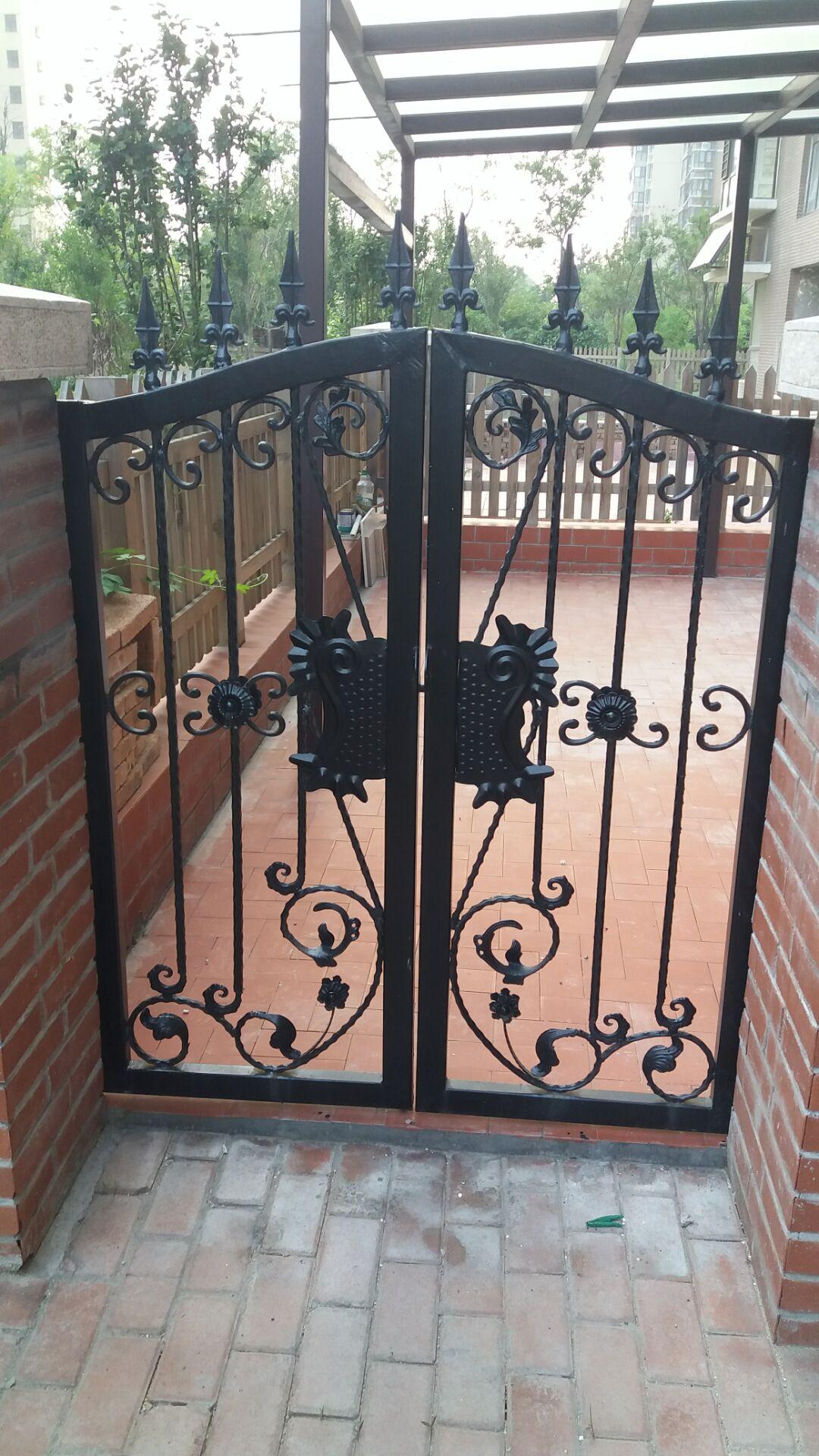 铁艺大门,庭院门,欧式门