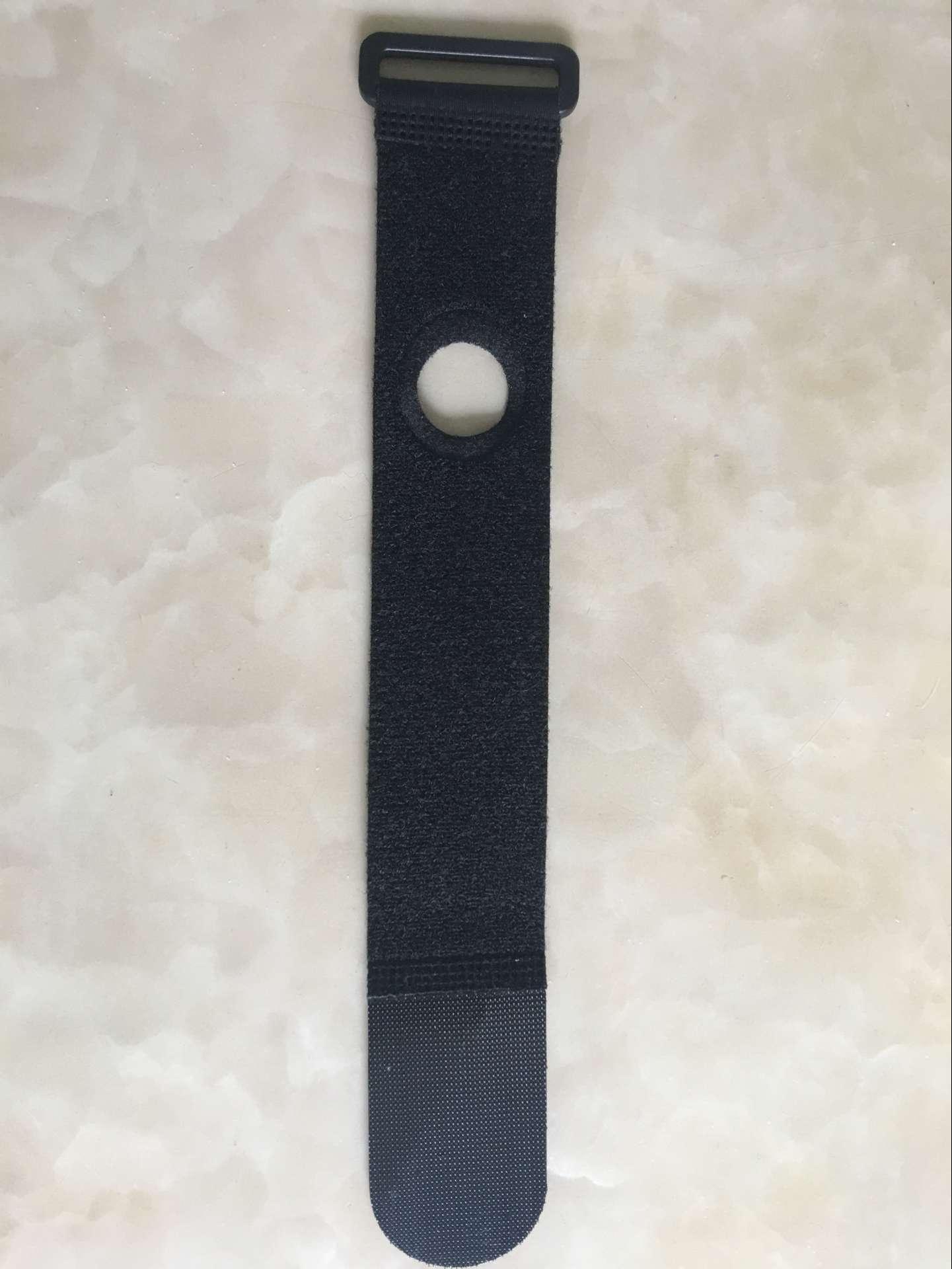 厂家直销 魔术贴手表绑带   尼龙带扣魔术贴绑带  电池绑带