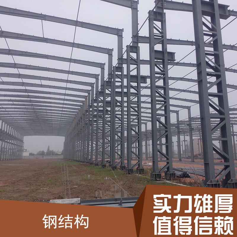 钢结构强度较高节能、绿色环保低碳钢结构耐热不耐火