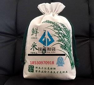 定做鲜米袋销售