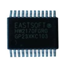 HW2170无线低成本遥控2.4G无线IC芯片 硅传HW2170无线遥控2.芯片