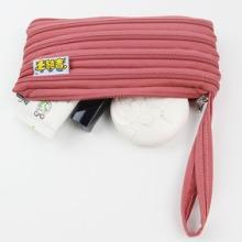多功能简约收纳包便携化妆包零钱包旅行洗漱包创意拉链笔袋