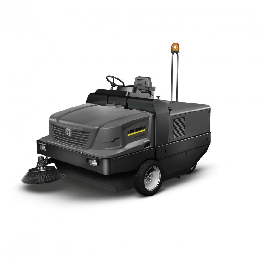 德国凯驰KM170/600 RD座驾式扫地机驾驶式扫地车进口大面积扫地机清扫机 凯驰德国KM170/600 RD