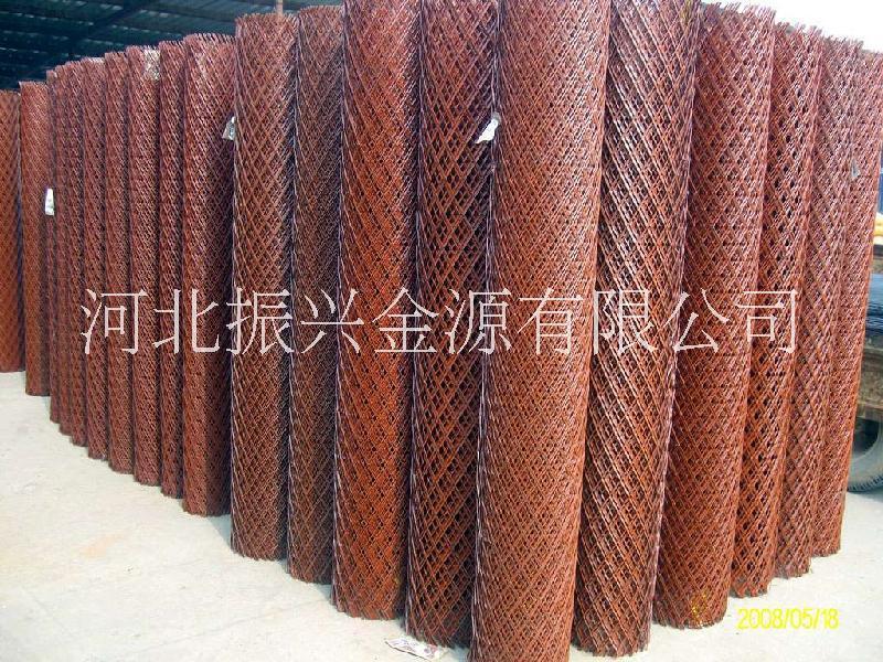 菱形网 铝板钢板网 不锈钢钢板网 建筑装饰网 小钢板网 重型钢板网