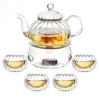供应玻璃茶具厂家专业报价_专业生产