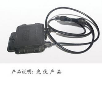 厂家批发PPO/东莞/PPE PPO太阳能光伏接线盒专用料 光伏接线盒连接器专用