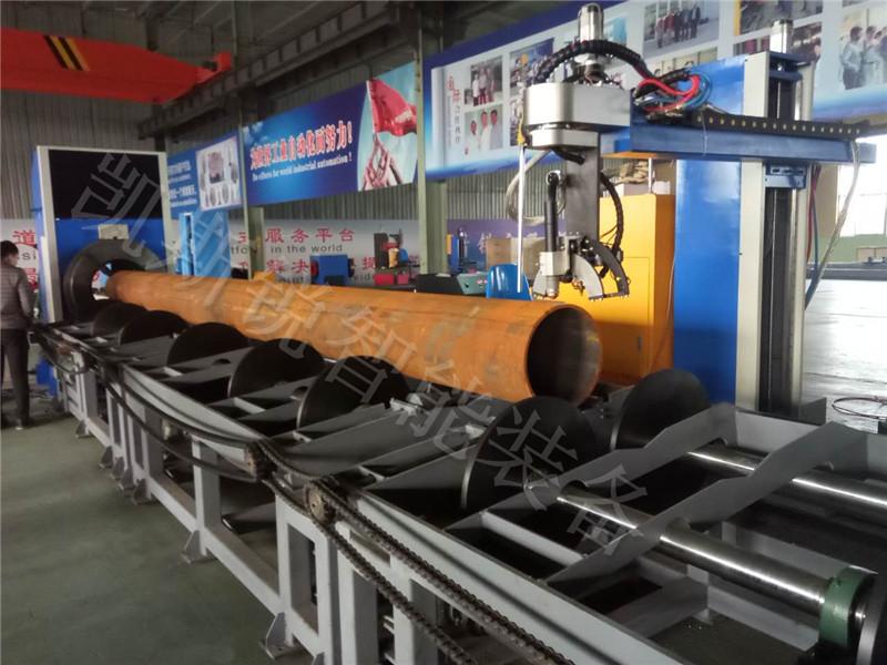 凯斯锐生产销售大管径相贯线切割机