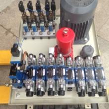 定制各种规格液压站。可根据要求设计各种要求的液压系统。批发