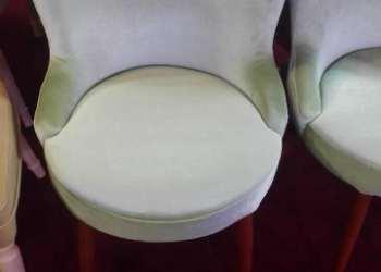 陕西软包椅、时尚主题餐椅批发图片