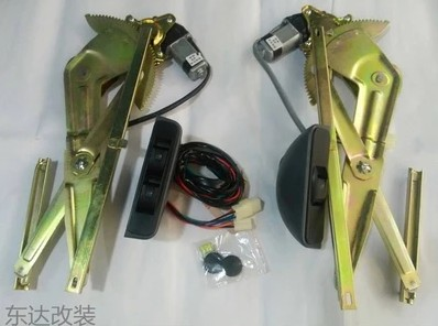 玻璃升降器改装前门 江铃凯运 江铃凯威前电动窗升降器