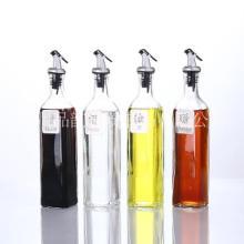 產地貨源油瓶玻璃防漏油壺大號醋壺調味瓶醬香油瓶小醋瓶廚房用品批發