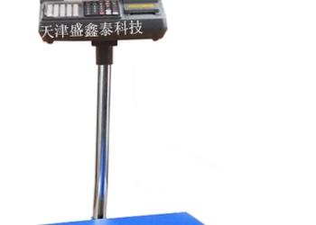 天津标签打印电子秤图片