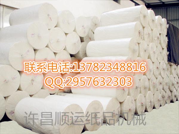 河南全自动卫生纸复卷机厂家 卫生纸加工设备厂家