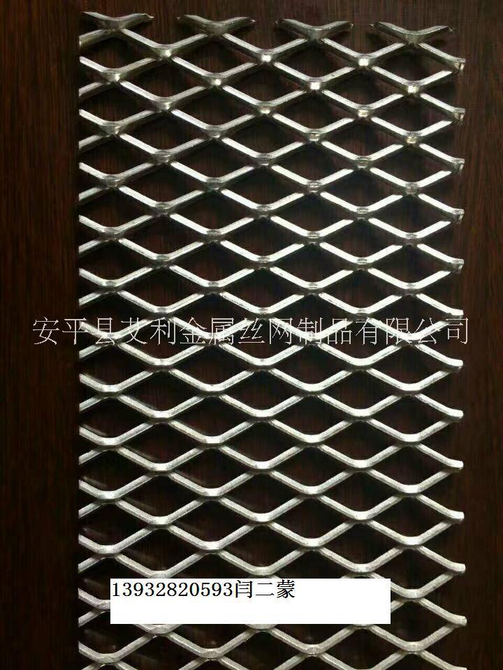 供应高品质不锈钢钢板网图片