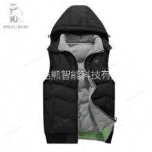 供应MR.KUBEAR电暖服装,加热服,电热背心,电暖背心,电加热服装,发热服装 电暖电热马甲背心,电热外套