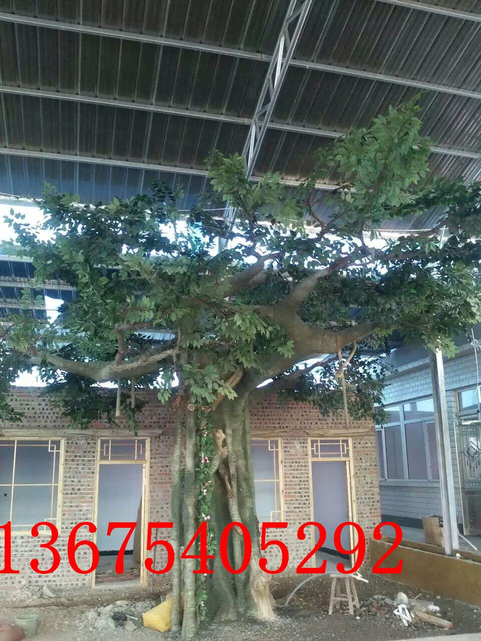 延安市洛川县专业制作仿真树,仿真树图片,仿真树施工电话