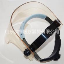 铅胶皮 铅面罩 X线铅面罩 头部防护面罩 A型防护面罩厂家图片