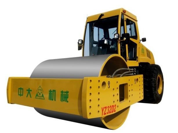 32吨压路机,32吨压路机市场。湖南中大32吨压路机。32吨压路机月租金多少