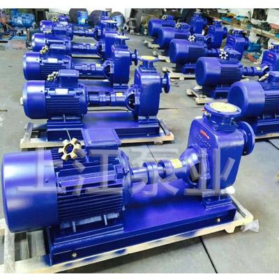 永嘉自吸泵厂家 供应ZX型自吸泵 清水泵 自吸排污泵
