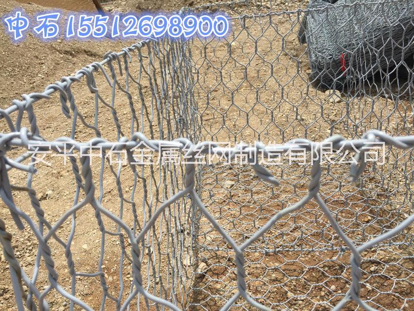 供应四川成都防洪镀锌格宾网石笼网厂家价格